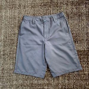 Boys Under Armour Match Play Golf Shorts Sz. Med